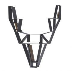 Deer Shelf Metal Large BEdesign