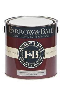 Wall & Ceiling Primer Farrow & Ball U/C White & Light 2,5 litra