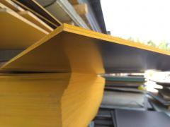Filmi Keltainen/Ruskea 6.5mm 1200X2400 Twin