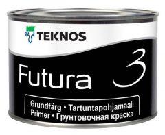 Futura 3 Tartuntapohjamaali 0,5l Teknos