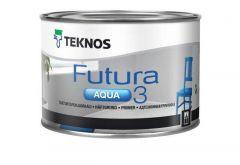 Futura aqua 3 Tartuntapohjamaali 0,45l Teknos