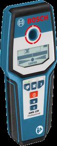 Gms 120 Professional Rakenneilmaisin Bosch