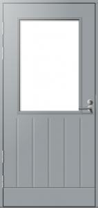 Parvekeovi Päijänne-ovet Huhti pysty mittatilausovi