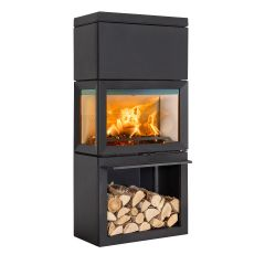 Kamiina Jotul F 520 High Top, musta maali