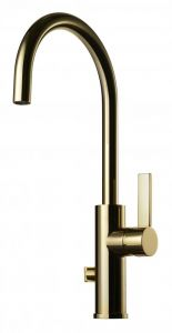 Keittiöhana Tapwell Arman ARM184 Honey Gold