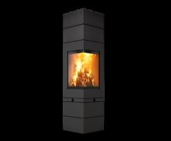 Kevyttakka Skantherm Elements 5,5kW kulma malli
