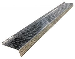Kynnyspelti alumiini 80 mm