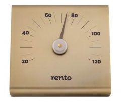 Rento saunan lämpömittari