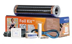 Lattialämmityspaketti Ebeco Foil Kit 351W Max 6 m²