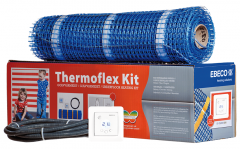Lattialämmityspaketti Ebeco Thermoflex Kit 200 410W 3,4m²
