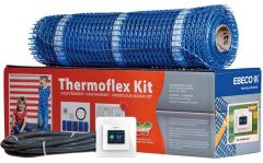 Lattialämmityspaketti Ebeco Thermoflex Kit 400 640W 5,4m²