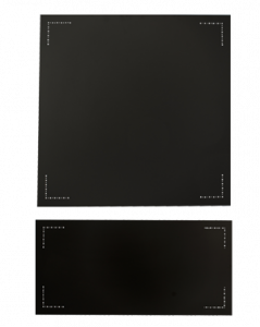 Misa Palosuojalevy 98X48 Musta (Kiukaan Sivulle)