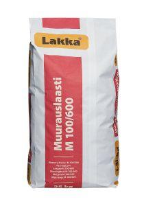 Muurauslaasti M100/600 25kg Lakka