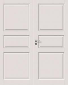 Pariovi, Saaristo Perinne-ovet, massiiivirakenne, 3-P Valkoinen