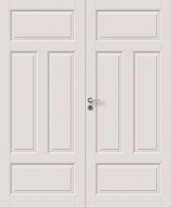 Pariovi, Saaristo Perinne-ovet, massiiivirakenne, 4-P Valkoinen