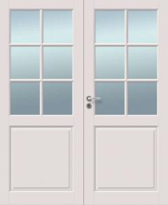 Pariovi, Saaristo Perinne-ovet, massiiivirakenne, 6-R Valkoinen