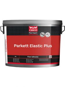 Parkettiliima Casco Floor Expert Parkett Elastic PLUS 10 litraa