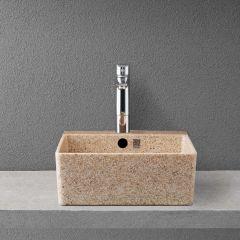 Pesuallas Woodio CUBE 40 Malja-allas / pöytätasoon kiinnitettävä