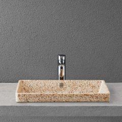 Pesuallas Woodio CUBE 60 seinäkiinnitys