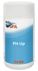 Poreallaskemikaali pH Up jauhe 1,0 kg