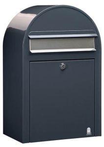 postilaatikko Bobi Classic 7016i Harmaa + RST täyttöluukku