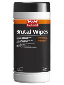 Puhdistusliina Casco Brutal wipes 72 kpl/ltk