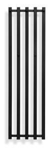 Pyyhekuivain Svedbergs Zaga 34X80 cm Musta