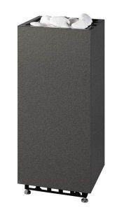 Sähkökiuas Tulikivi Rae 10,5kW, Musta (9-15m³)