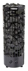 Sähkökiuas Harvia Cilindro Black Steel PC90 9kW