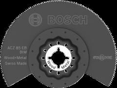 Sahanterä 85Mm Puu+Metal Acz85Eb Gop/Pmf