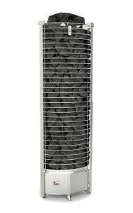 Sähkökiuas Sawo Tower Heater 9kW Corner (8-15 m³), Erillinen ohjauskeskus