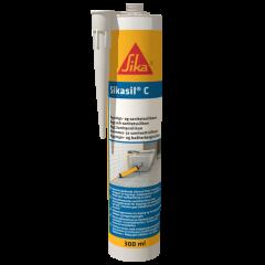 Sikasil-C 310ml Valkoinen