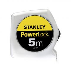 Stanley Mitta 10M Powerlock