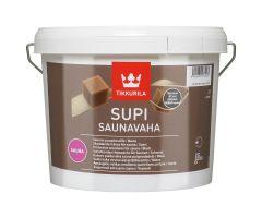 Supi Saunavaha Musta 3l Tikkurila