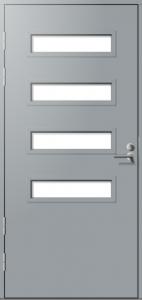 Ulko-ovi Päijänne-ovet Taimen mittatilausovi