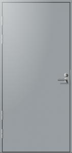 Ulko-ovi Päijänne-ovet Talas Sileä mittatilausovi