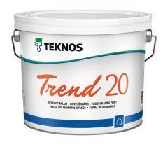 Remonttimaali Trend 20 Pm1 2.7 litraa valkoinen