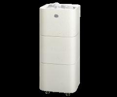 Tulikivi Kuura 2 sähkökiuas 6,8kw valkoinen
