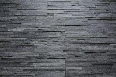 Verhoilukivi Aitokivi Black Quartzite Water Wall 15x60