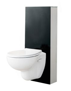 WC-moduuli Lasia Svedbergs 120MM musta