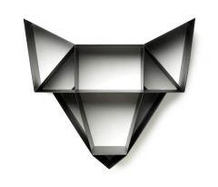 Wolf Shelf BEdesign Musta