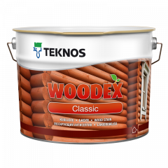 Woodex Classic Teknos Kuullote 2,7L Pm3