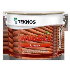 Teknos Woodex Classic Kuullote 9L Pm3 liuotinohenteinen